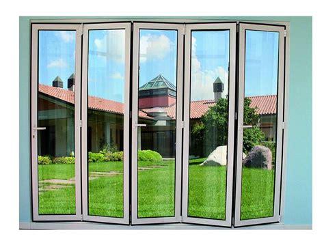 porta finestra a libro porta finestra a libro in alluminio 45 v by aluk