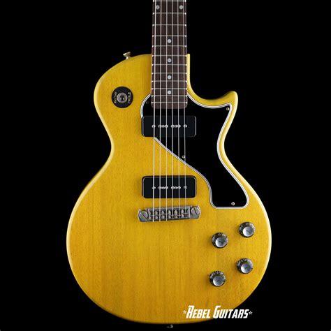 rock n roll relics rebel guitars rock n roll relics thunders ii sc in tv yellow rebel