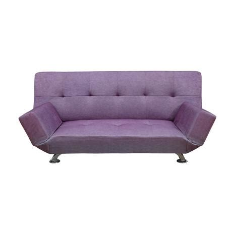 Sofa Bed Fabric Purple Purple Sofa Bed
