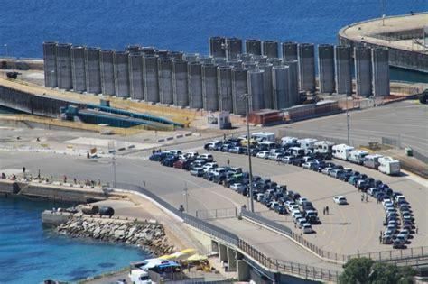 porto golfo aranci porto di golfo aranci aerea dell imbarco sardegna