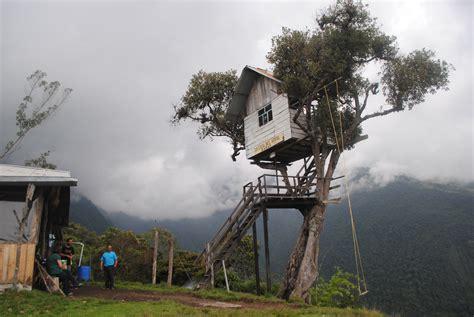 la casa del arbol swing the adventurous swing at casa del arbol ecuador world