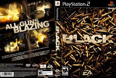 Gamis Black black playstation 2 ultra capas