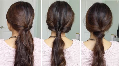 hairstyles for school bebexo running late ponytail hairstyles 183 just bebexo a
