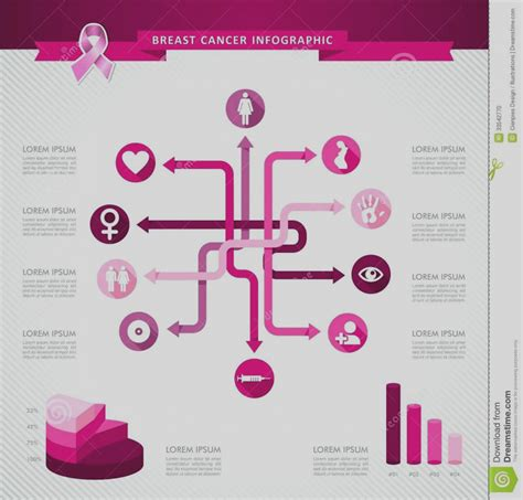 Beautiful Free Breast Cancer Awareness Brochures Term Two Nicole S Graphics And Cadd Portfolio Breast Cancer Brochure Template Free