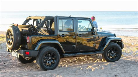 jeep surf 2014 jeep wrangler blackhawk review surf coast weekender