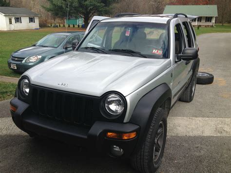 My Jeep Liberty From A Year Ago To Now Plastidip