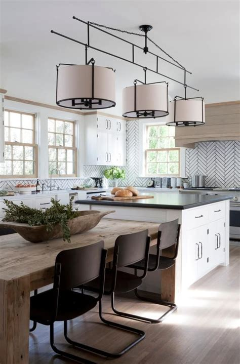 table island for kitchen 25 best ideas about kitchen island table on pinterest