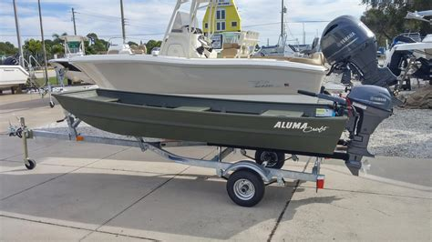 florida boat and trailer registration fees 2016 alumacraft sierra mv 1236 package power new and used