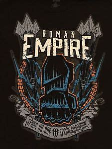 Kaos Reigns Spare No One Spear Everyone Tshirt empire t shirt xl reigns spare no one spear