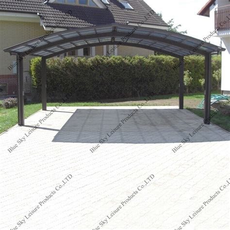 Tent Awnings For Cars Aluminum Frame Driveway Gate Canopy Carports For Car