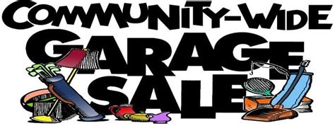 Community Garage Sale by Graphics For Neighborhood Garage Sale Graphics Www