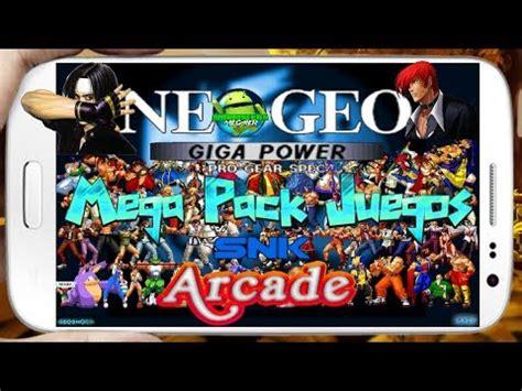 tiger arcade version apk tiger arcade 2 2 emulador de neogeo para android apk bios