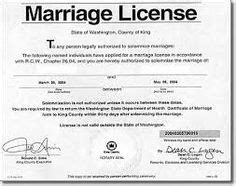 1000 ideas about copy of marriage certificate on