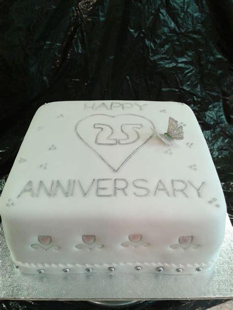 25th Anniversary Ideas by 25th Wedding Anniversary Cake Idea To Copy Wedding Cake