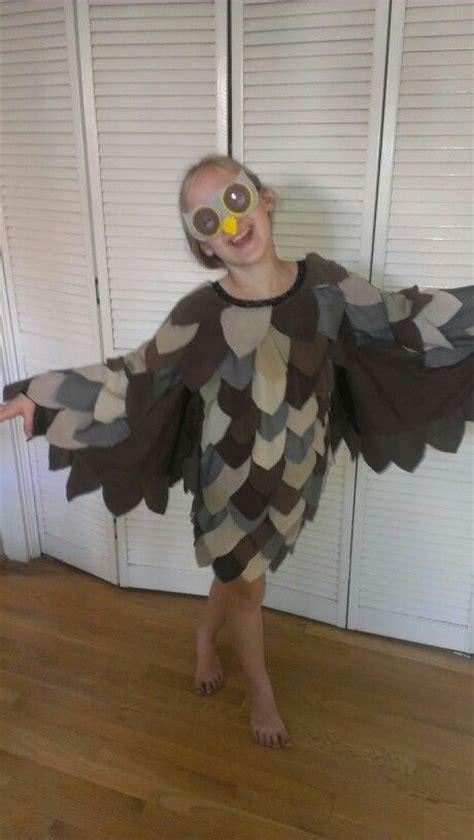 Handmade Owl Costume - handmade owl costume 28 images diy last minute owl