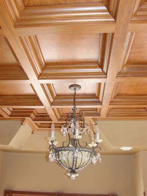 dsc woodgrid coffered ceilings  midwestern wood products