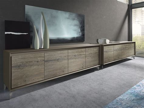 Presotto Industrie Mobili by Buffet En Bois Avec Portes Neck By Presotto Industrie