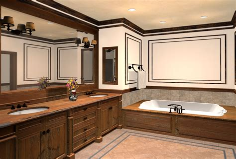luxury bathrooms designs luxury bathrooms design with wood cabinets and wall mirror