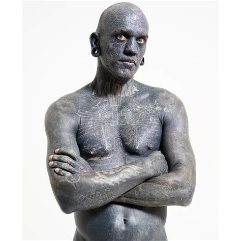 l uomo pi 249 tatuato al mondo passionetattoo