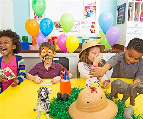7 Themes For Your Childs Birthday by Birthday Places