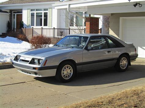 1985 ford mustang 12000 canadian mustang owners club ford mustang forums