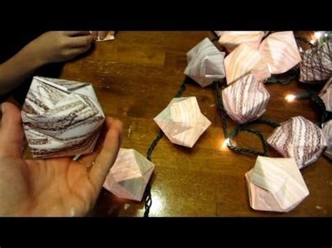 How To Make Origami Lanterns - 17 best ideas about origami lantern on diy