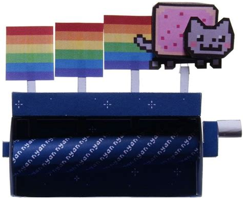 Papercraft Machine - papercraft nyan cat machine free paper automata models