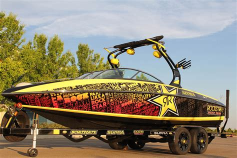 how to winterize a wakeboard boat supra and rockstar energize wake boaters with over the top