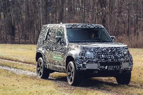 New Land Rover Defender 2020 by Here Are Official Photos Of The U S Bound 2020 Land