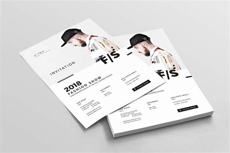 indesign invitation template indesign flyer templates top 50 indd flyers for 2017