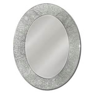 Oval Bathroom Mirrors Home Depot Headwest 23 In X 29 In Frameless Vanity Oval Mirror 8640