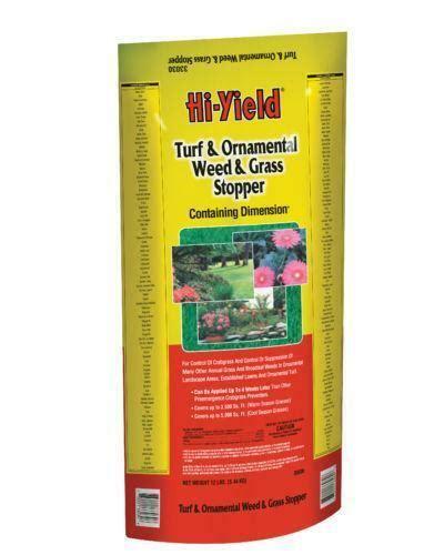 dimension herbicide weed control ebay