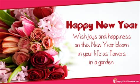 greeting card sayings for new year happy new year messages new year message 2018