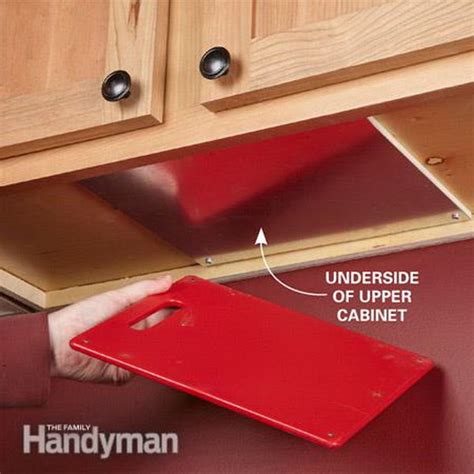 diy under cabinet storage clever kitchen storage ideas hative