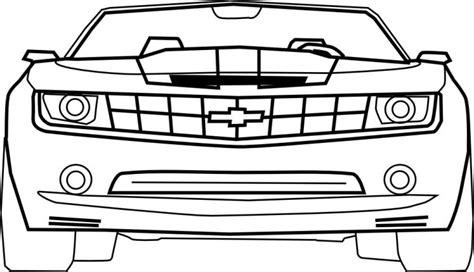 Coloriage 224 Imprimer V 233 Hicules Voiture Chevrolet