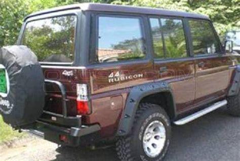 Jual Taft Hiline 4x4 mobil kapanlagi dijual mobil bekas daihatsu