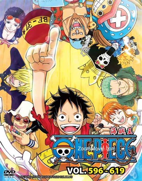 Anime One Manusia Karet 16 Dvd Subtitle Indonesia one box 16 tv 596 619 dvd japanese anime 2012 episode 596 619 subtitled