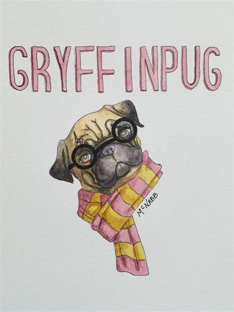 harry potter pug 221 best my paintings images on acrylic nail designs acrylic nails and