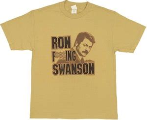 ron swanson ugly sweater parks and recreation f ing swanson t shirt