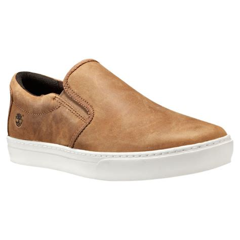 timberland s adventure cupsole slip on shoes