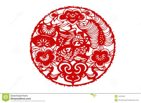Traditional Paper - traditional paper cut royalty free stock photography
