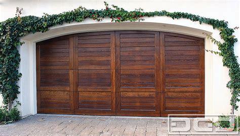California Dream 02 Custom Architectural Garage Door Dynamic Garage Door