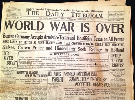 28 newspaper headlines from the past that document history
