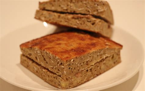 protein in banana high protein banana bread starfield fitness