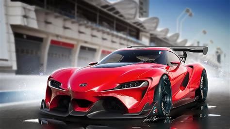 How Much Is The Toyota Ft1 Toyota Ft1 Widebodykit Front By Whitesnake16 On Deviantart