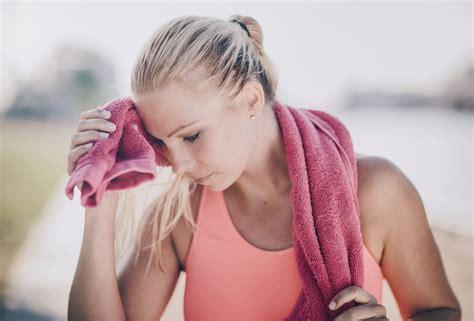 hyperhidrosis tips  teens  excessive sweating