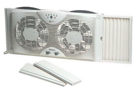 one touch window fan amazon com dual blade window fan with one