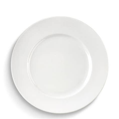 Porcelain Plate brasserie all white porcelain dinner plates set of 4