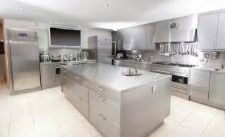 Stainless Steel Kitchen Furniture Everything About Stainless Steel Kitchen Cabinets You To Mykitcheninterior