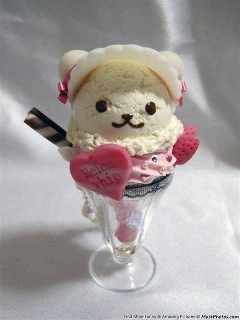 bear ice cream cute teddy bear ice cream